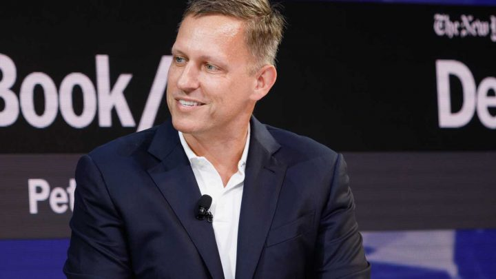Peter Thiel calls for CIA, FBI probe of Google over China ties