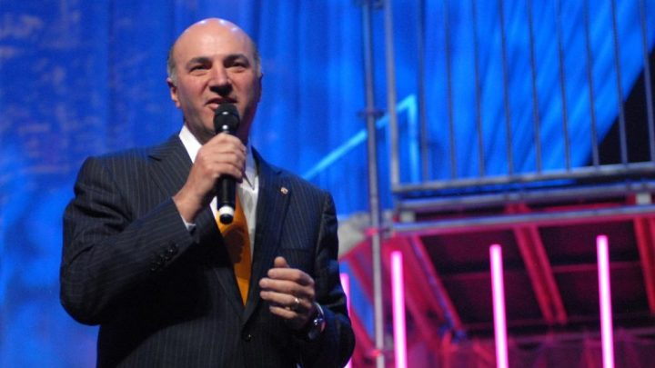 Shark Tank's Mr. Wonderful is positive about Libra and long on Facebook