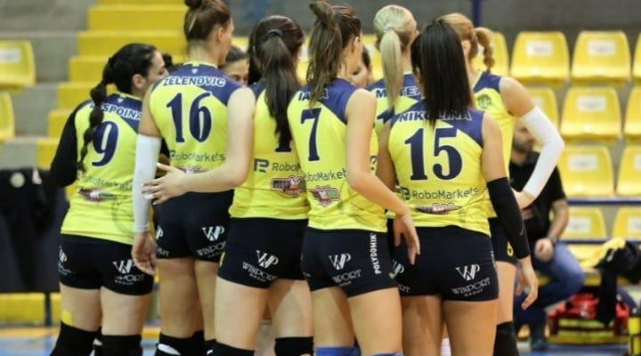 RoboMarkets Sponsors Cyprus Volleyball Team