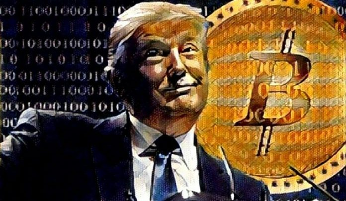 President Donald Trump Publicly Declares His Skepticism For Bitcoin (BTC) And Crypto – He Also Addresses Facebook's Libra