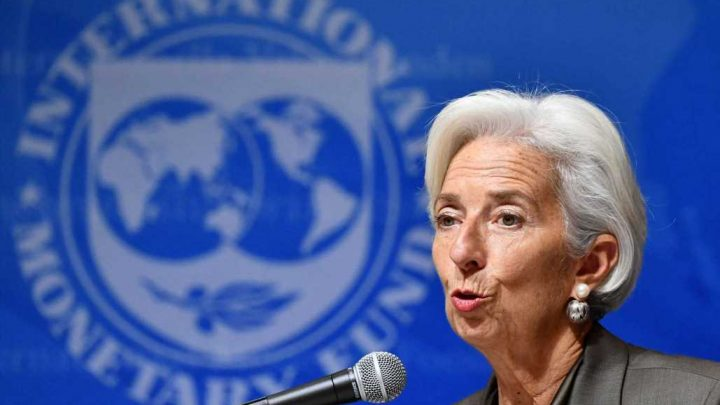Europe is at odds over who will replace Christine Lagarde at the IMF