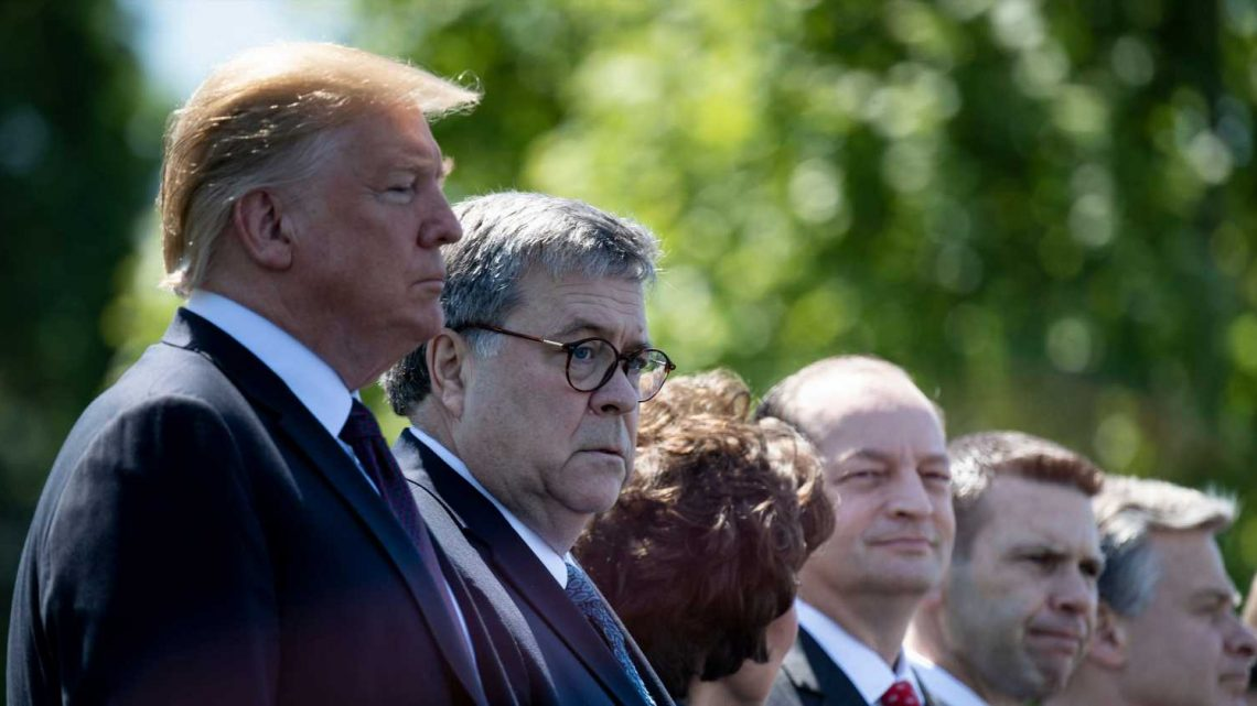 House votes to hold Attorney General William Barr and  Commerce Secretary Wilbur Ross in contempt