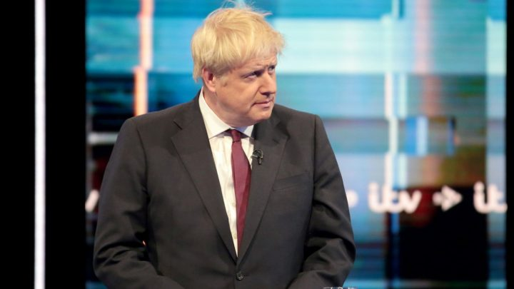 Boris Johnson refuses to rule out sacking the UK's ambassador to the US after Trump attack