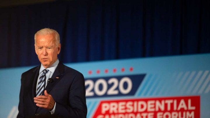 Biden's new criminal justice plan reverses portions of controversial 1994 crime bill