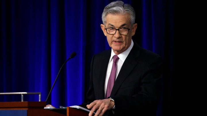 Fed's Powell hints at possible interest rate cut as a result of 'greater uncertainty'