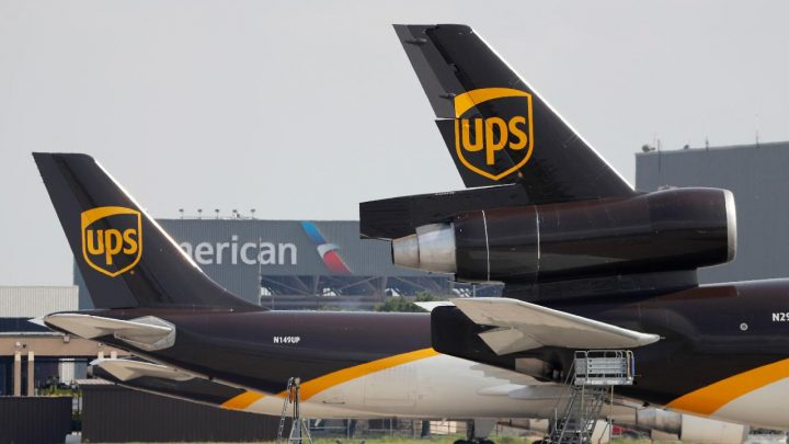 UPS CEO says Amazon 'reinforced' demand for 24-hour shipping services