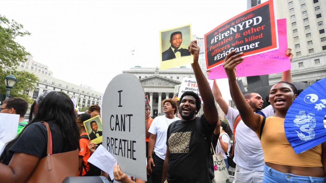 Eric Garner didn't get justice in our system. Let's build one in which others do