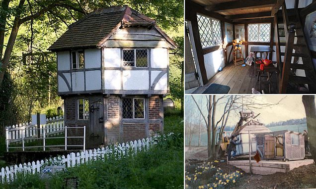 Smallest home in the Cotswolds is up for sale for £15,000
