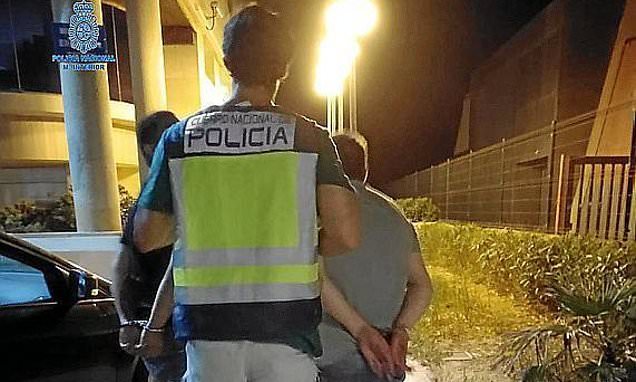 Tourists arrested for alleged rape of German woman on a Majorcan beach