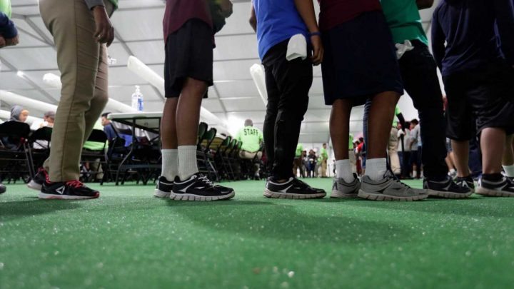 Judges Nix Trump Admin Appeal Claiming Some Migrant Kids May Not Need Soap