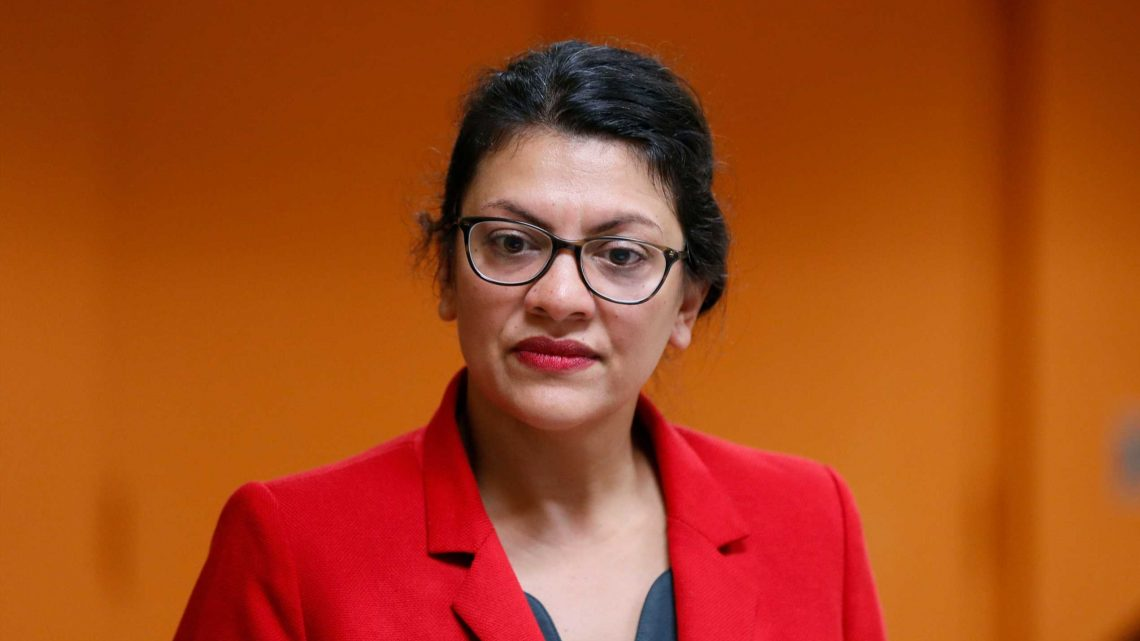 Israel To Allow Rashida Tlaib To Visit Family In West Bank