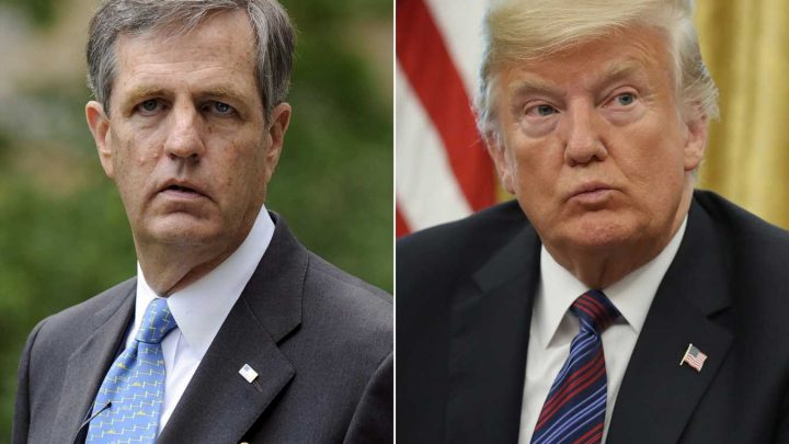 Brit Hume Slams Trump Amidst Criticism of Network: 'Fox News Isn't Supposed to Work for You'