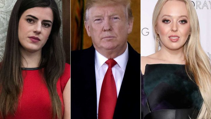 What Trump's Assistant Madeleine Westerhout Said About Tiffany Trump That Forced Her Out of the Job