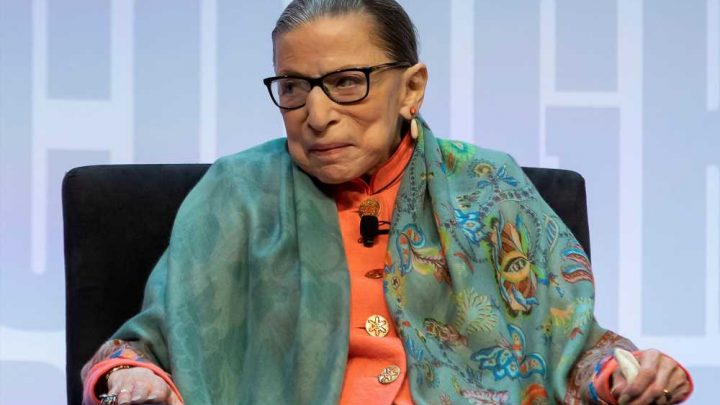 Ruth Bader Ginsburg Says 'I'm on My Way to Being Very Well' After Surprise Cancer Treatment