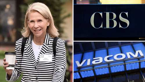 CBS And Viacom Finally Re-Tie The Knot, Merging After 13 Years As Separate Companies