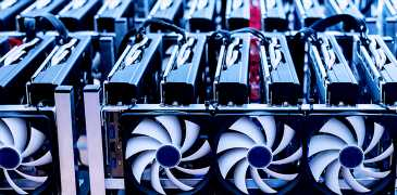 Ukraine seizes crypto mining equipment from nuclear power plant