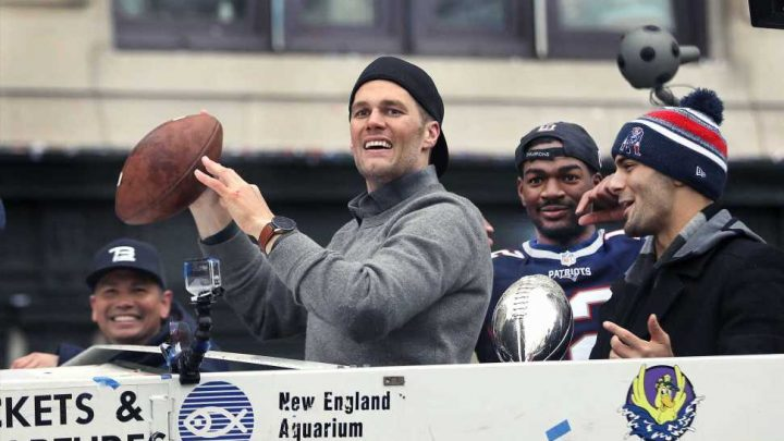 NFL star Tom Brady's exercise and diet routine for optimal performance