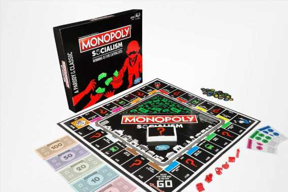 Ted Cruz defends Hasbro's 'Monopoly Socialism' after parody board game draws criticism online