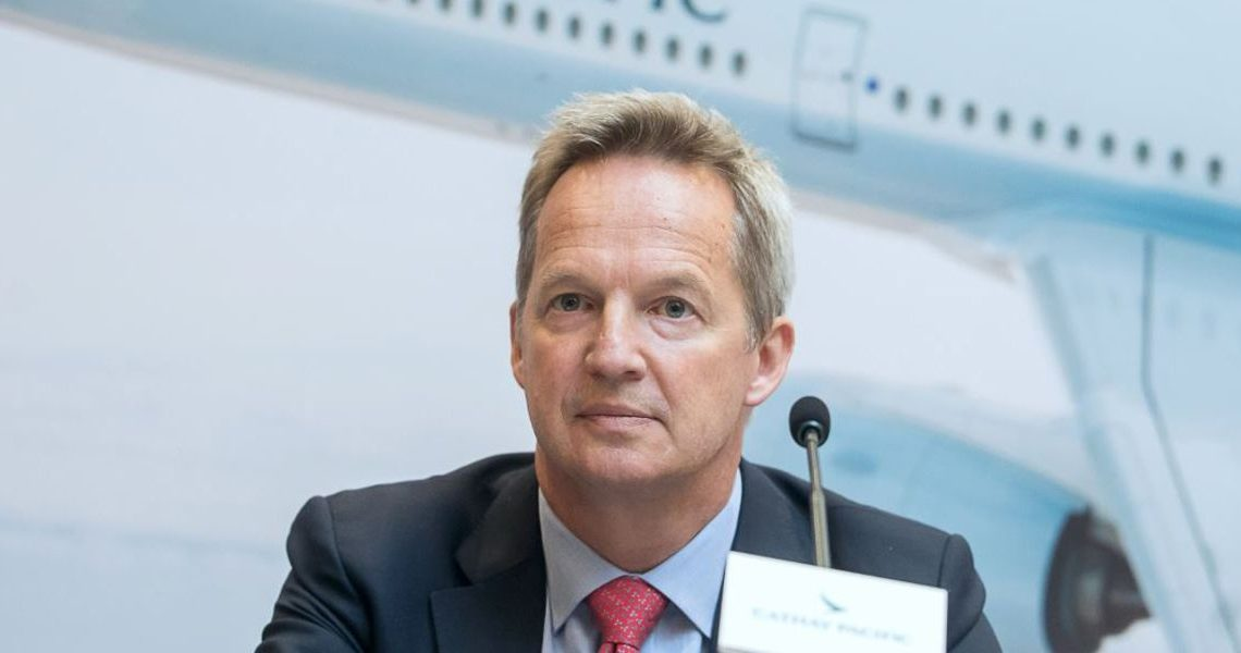 Cathay CEO Quits After Airline Caught in Hong Kong Protests