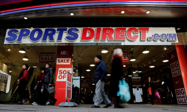 Sports Direct faces race against time as auditor Grant Thornton quits