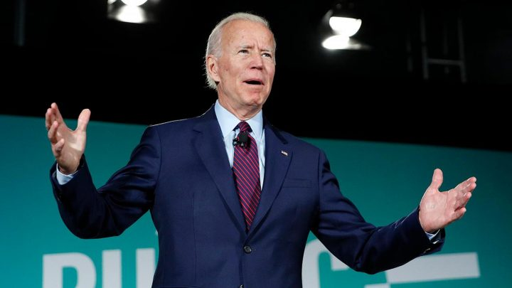 Biden says he's coming for assault weapons, as 2020 Dems urge new ban in wake of shootings