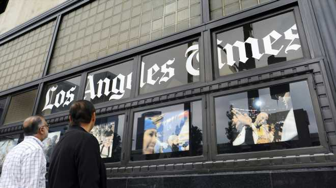 Former L.A. Times columnist T.J. Simers awarded nearly $15.5 million in bias lawsuit