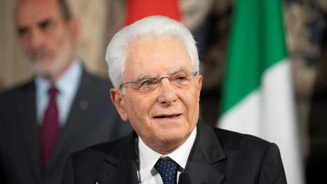 Italy's president tells leaders to form new Parliament majority or face new election