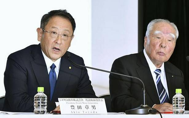 Toyota, Suzuki to buy stakes in each other