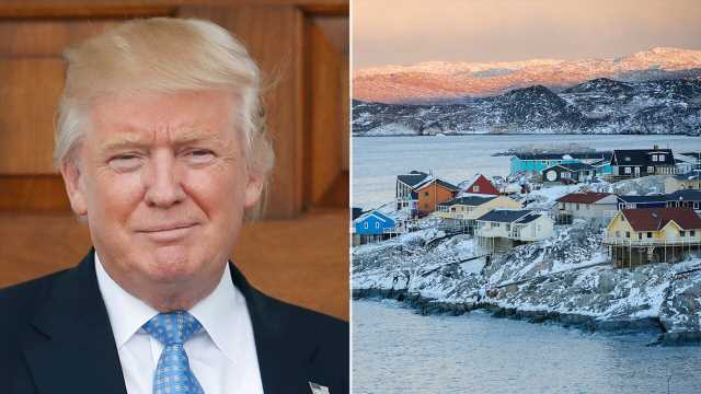 Trump has expressed serious interest in buying Greenland: report