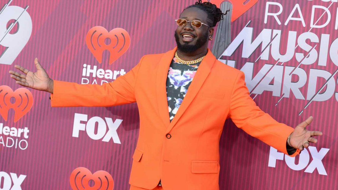 T-Pain talks blowing $40 million: 'I had to borrow money to get my kids Burger King'