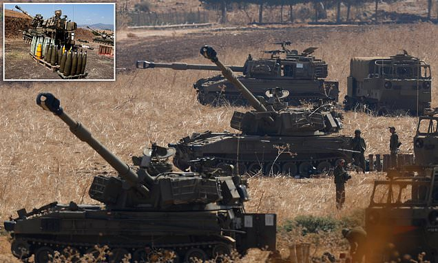 Israel and Hezbollah fight after missiles fired at Israel army base