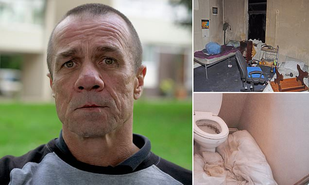 Ex-soldier robbed, beaten and starved by biggest modern slavery ring