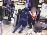 Suspected fare dodger slaps Tube worker in the face and kicks him