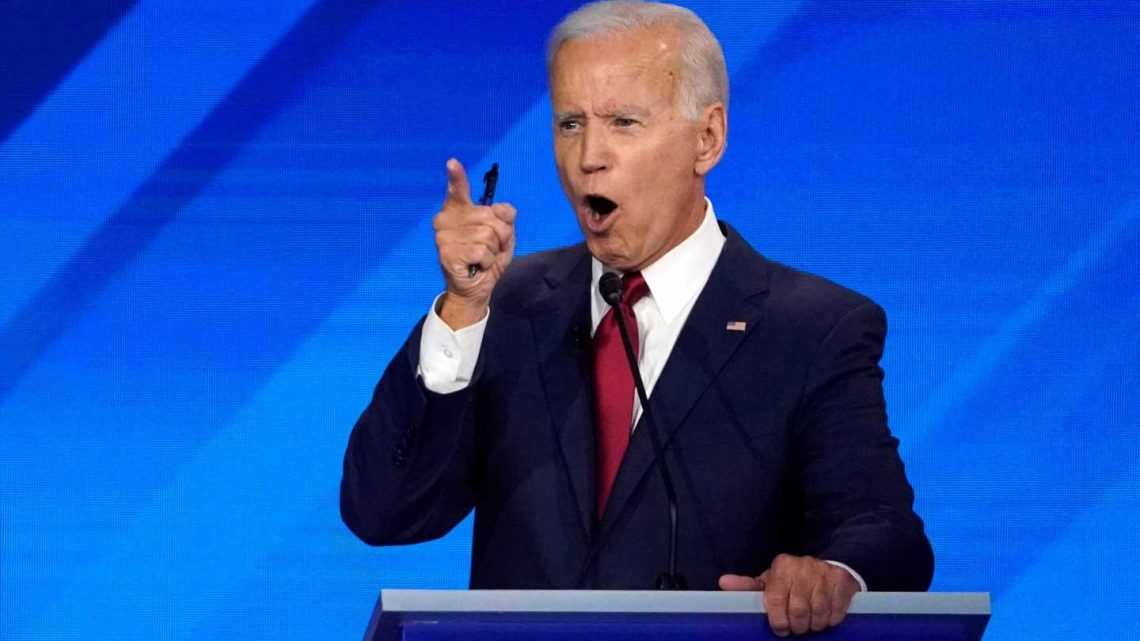 Joe Biden Pledges To Release Medical Records Before First Votes In Nomination Race