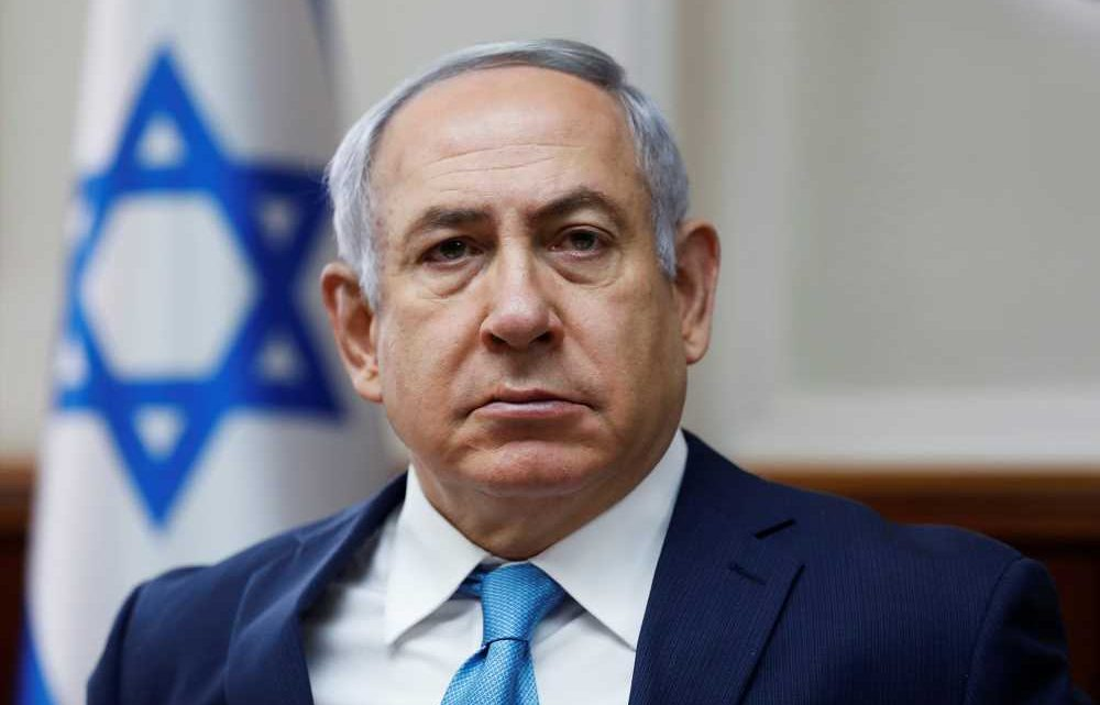 Israel's Netanyahu announces post-election plan to annex West Bank's Jordan Valley