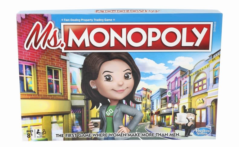 Ms. Monopoly is supposed to empower women. Critics say it does the opposite
