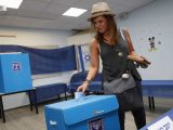 Exit polls show Israeli election too close to call