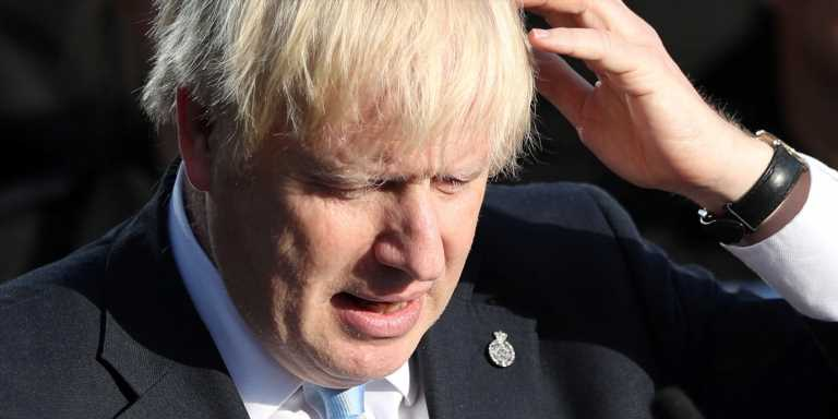 'Please leave my town': Boris Johnson berated by members of the public as his election campaign launch goes wrong