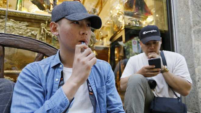 New York moves to ban flavored e-cigarettes statewide
