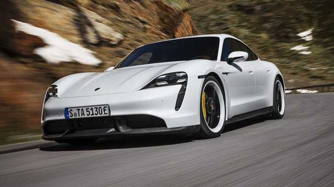 Porsche just unveiled a huge threat to Tesla's high-end electric crown
