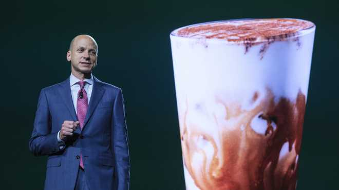 Starbucks warns of profit-growth miss as stock's rapid rise prompts 'pull forward' of buybacks