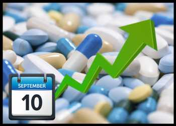 5 Top Gainers In Healthcare Sector (MNK, ENDP, MLNT…)