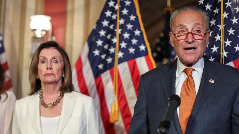 Dems to force GOP senators to vote on border funding that diverts money from military