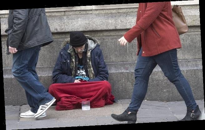 'Don't blame austerity blame middle class cocaine users' for homeless
