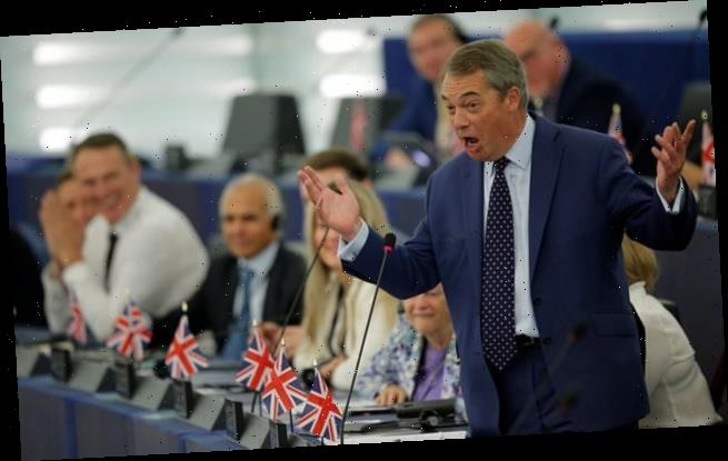Nigel Farage rages that new Brexit deal will make UK a 'colony of EU'