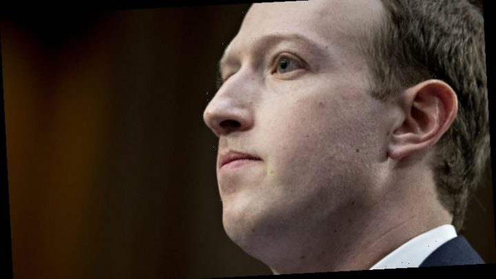Zuckerberg mocks writer as battle over political speech debate flares