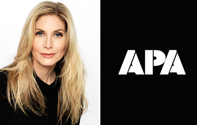 'Lost' Actress Elizabeth Mitchell Signs With APA