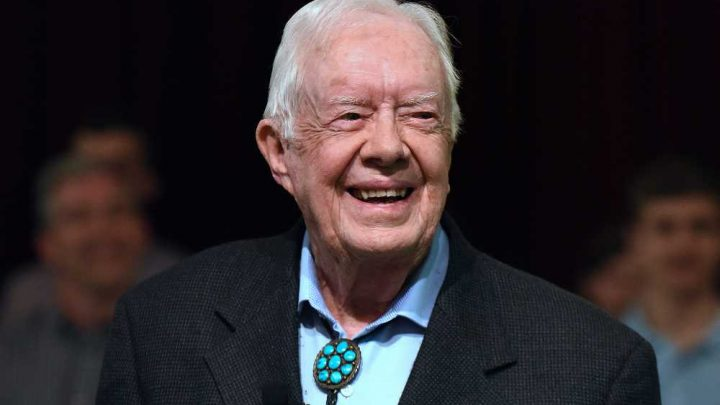 Former President Jimmy Carter, 95, Hospitalized After Fall in Georgia Home