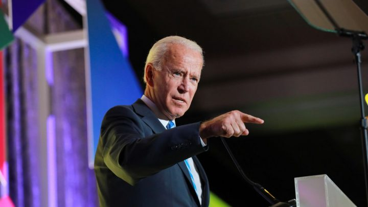 Biden to Appeal to Middle Class , With Promise to Raise Wages
