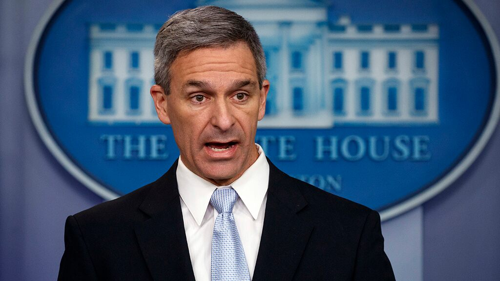 Ken Cuccinelli floated as likely next DHS chief with McAleenan to step down